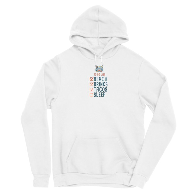 To-Do-List Men's Pullover Hoody by Longboard's Store