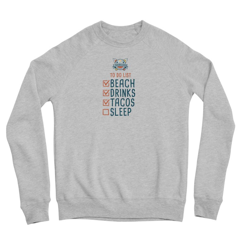 To-Do-List Men's Sweatshirt by Longboard's Store
