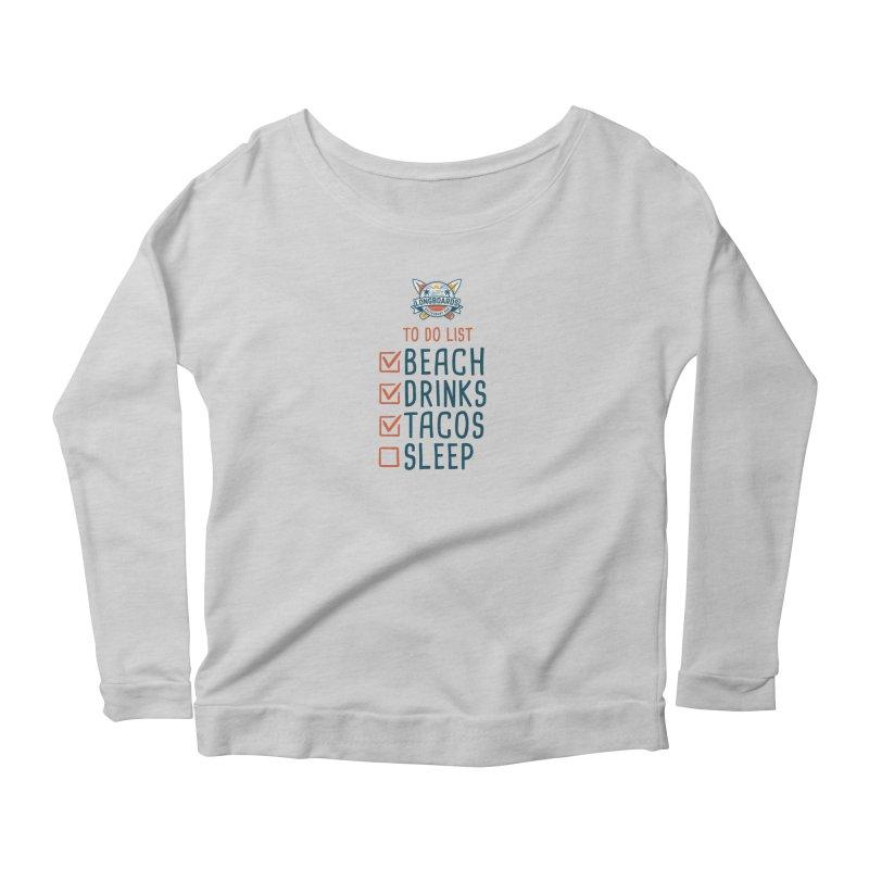 To-Do-List Women's Longsleeve T-Shirt by Longboard's Store