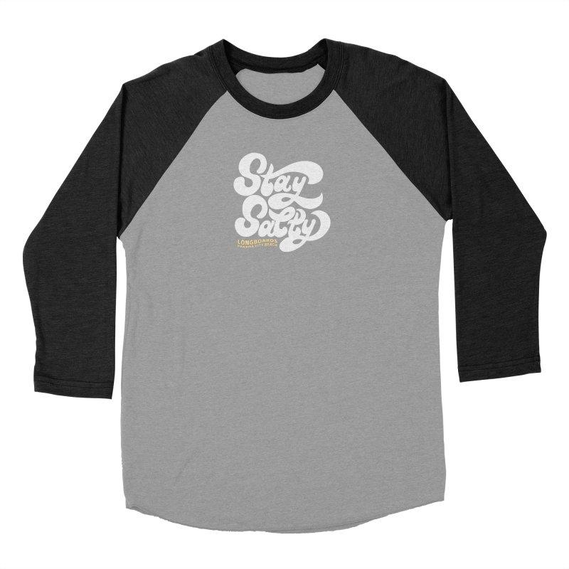 Stay Salty Friends Men's Longsleeve T-Shirt by Longboard's Store