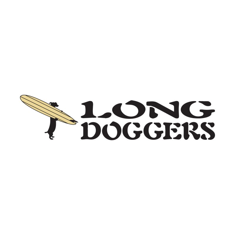 Long Doggers Horizontal Accessories Notebook by Long Dogger's Merch Store