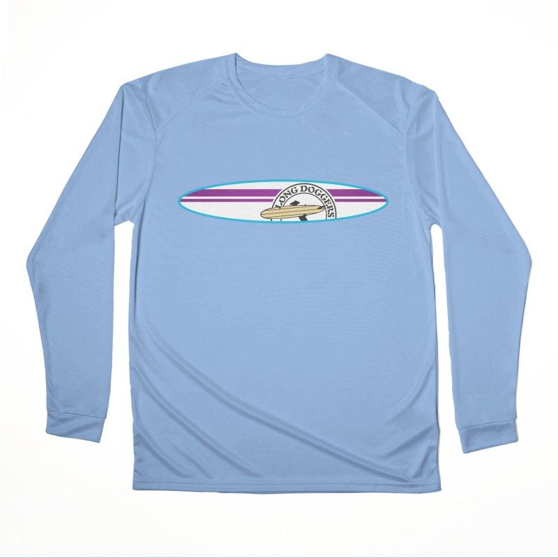 Long Doggers Longboard Women's Longsleeve T-Shirt by Long Dogger's Merch Store