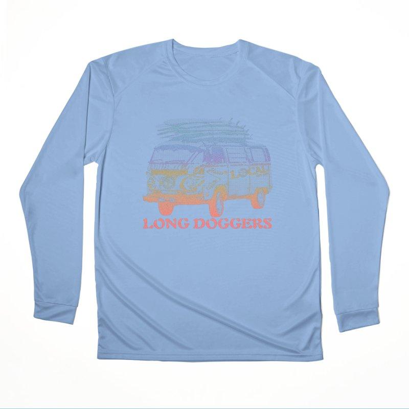 Long Doggers VW Van Women's Longsleeve T-Shirt by Long Dogger's Merch Store