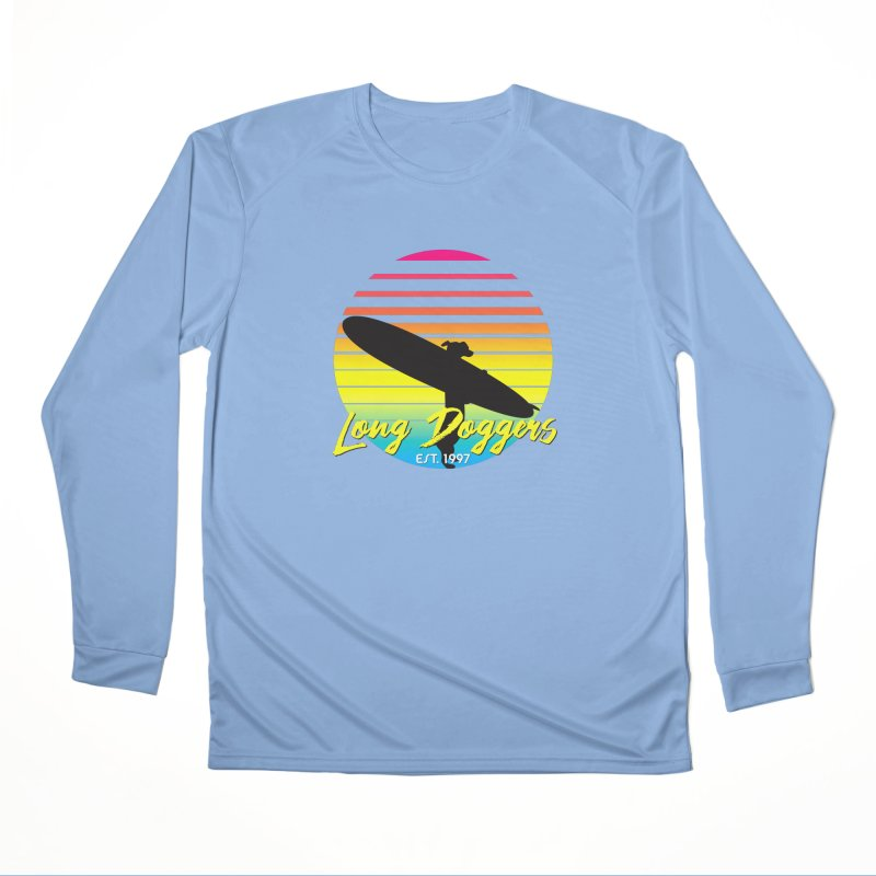 1980s Sun & Surf Women's Longsleeve T-Shirt by Long Dogger's Merch Store