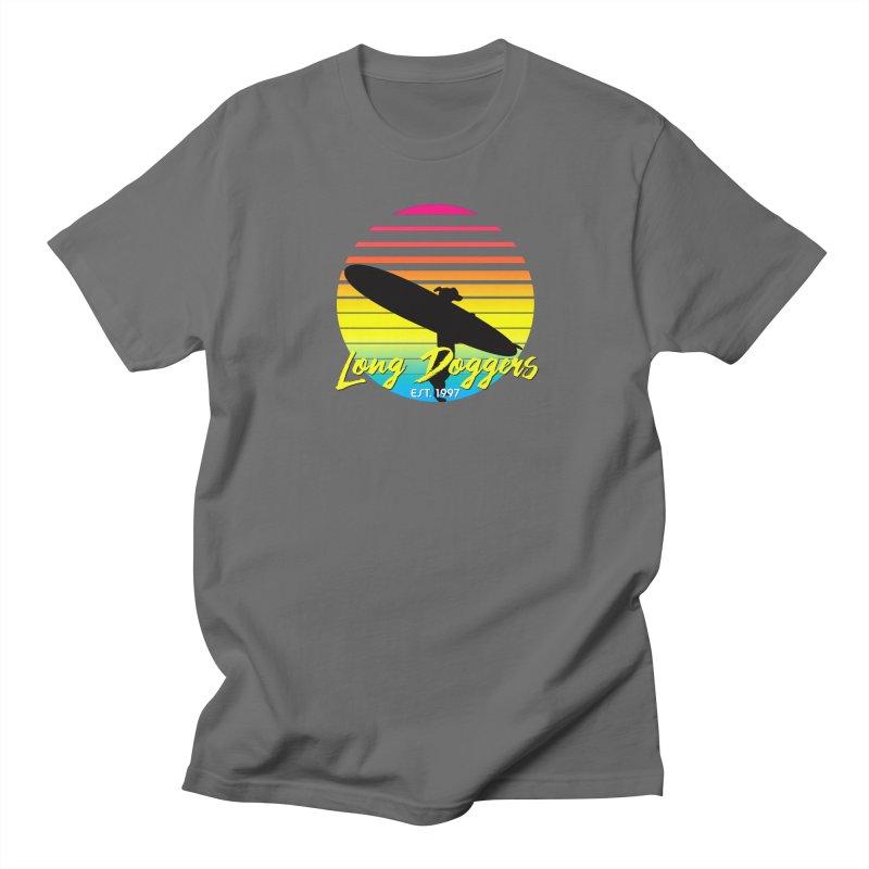 1980s Sun & Surf Men's T-Shirt by Long Dogger's Merch Store