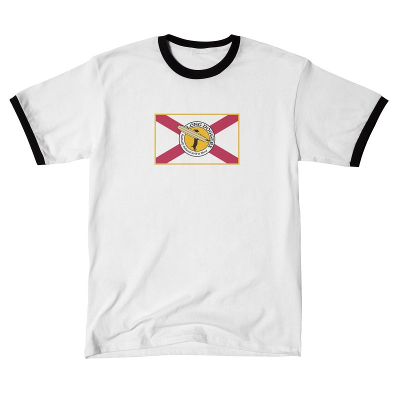 Florida Flag LD Logo Women's T-Shirt by Long Dogger's Merch Store