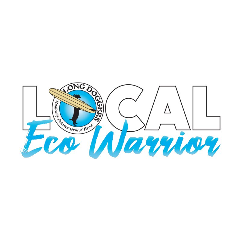 LOCAL Eco Warrior Men's Pullover Hoody by Long Dogger's Merch Store