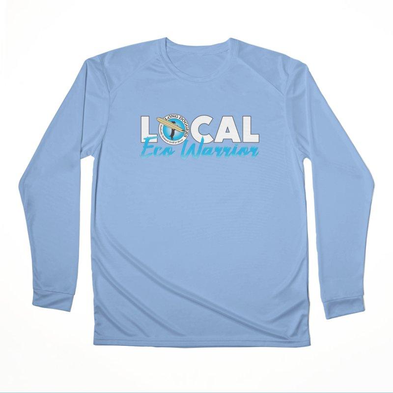 LOCAL Eco Warrior Women's Longsleeve T-Shirt by Long Dogger's Merch Store