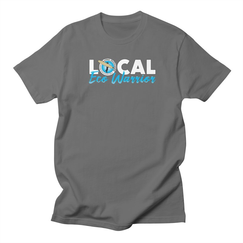 LOCAL Eco Warrior Men's T-Shirt by Long Dogger's Merch Store