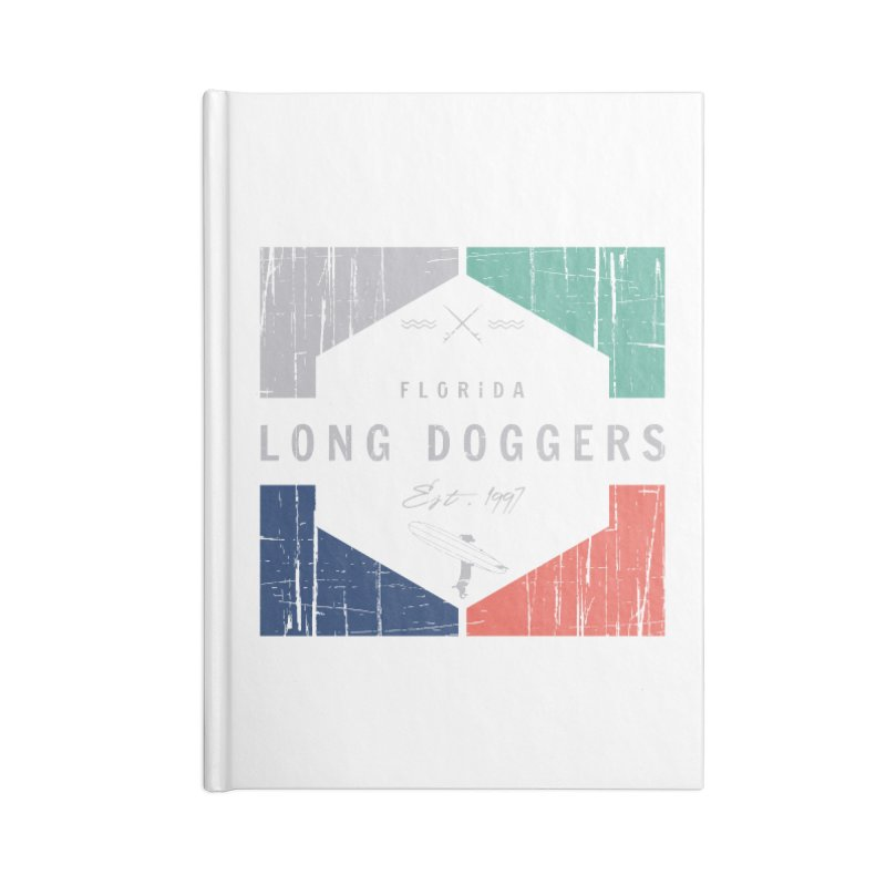 LD New Surf Accessories Notebook by Long Dogger's Merch Store