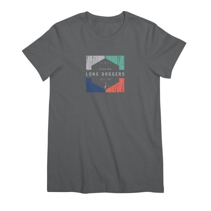 LD New Surf Women's T-Shirt by Long Dogger's Merch Store