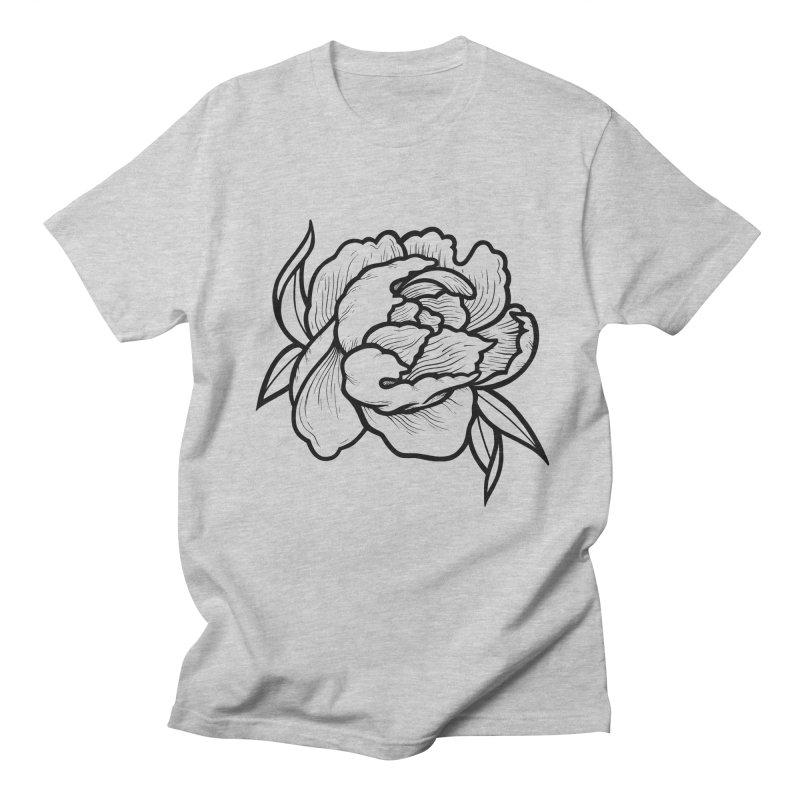 Paeon (Black) Men's T-Shirt by loohicks's Artist Shop