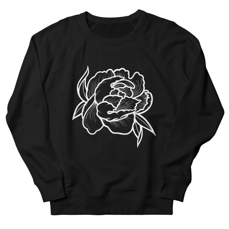 Paeon (White) Men's Sweatshirt by loohicks's Artist Shop