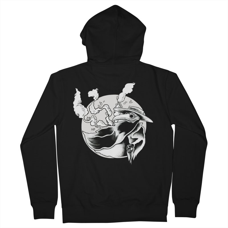 Nostradamus Men's Zip-Up Hoody by loohicks's Artist Shop