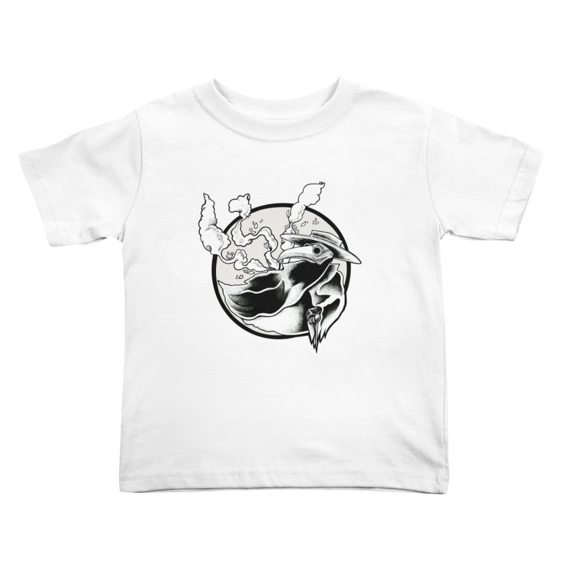 Nostradamus Kids Toddler T-Shirt by loohicks's Artist Shop
