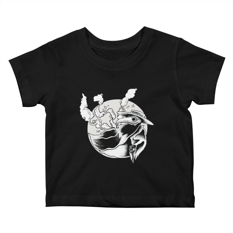 Nostradamus Kids Baby T-Shirt by loohicks's Artist Shop