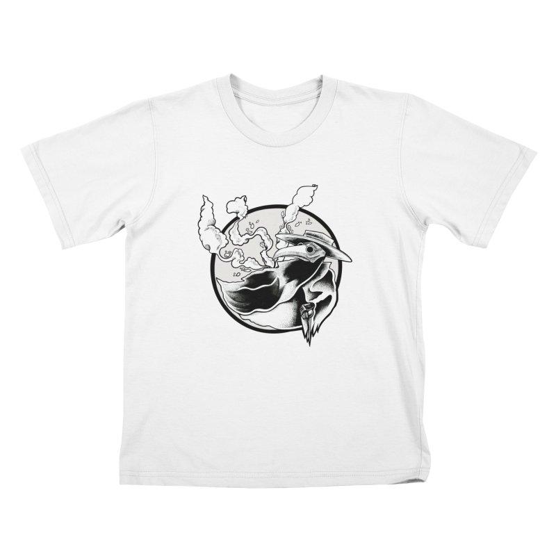 Nostradamus Kids T-Shirt by loohicks's Artist Shop