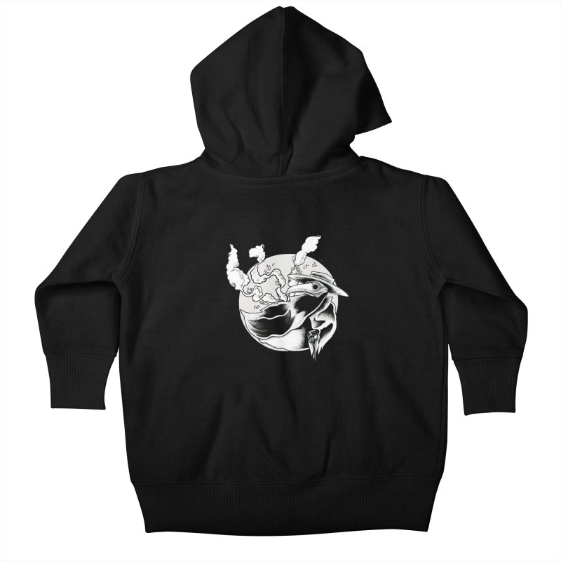 Nostradamus Kids Baby Zip-Up Hoody by loohicks's Artist Shop