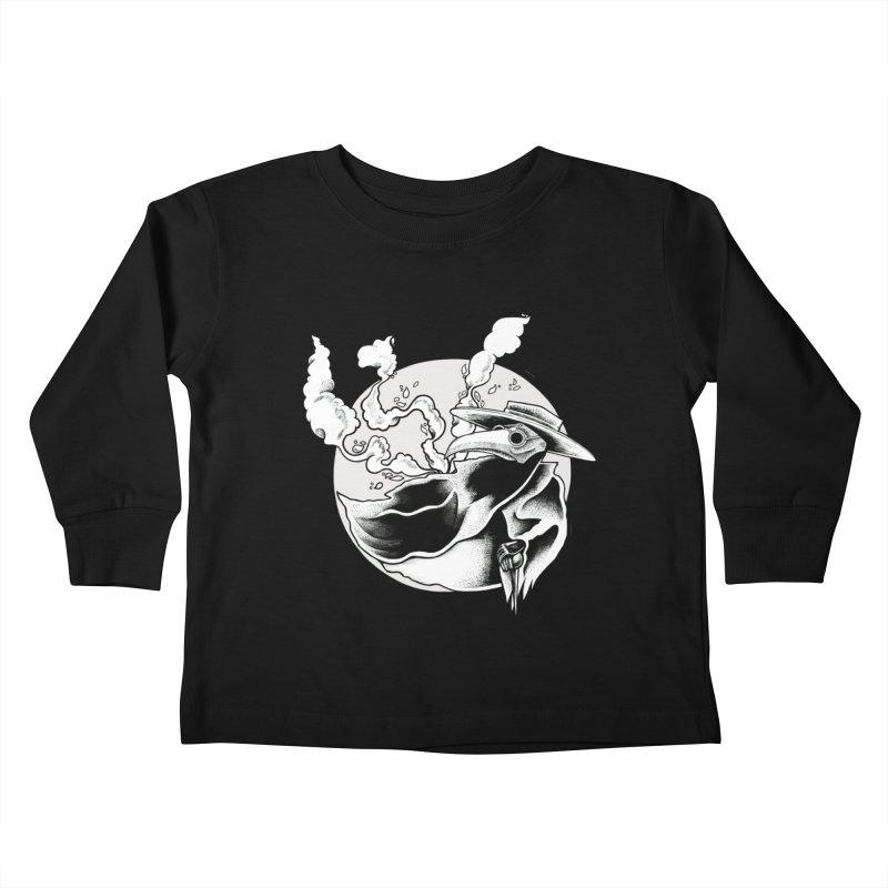 Nostradamus Kids Toddler Longsleeve T-Shirt by loohicks's Artist Shop