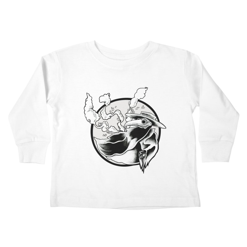 Nostradamus Kids Toddler Longsleeve T-Shirt by loohicks's Artist Shop
