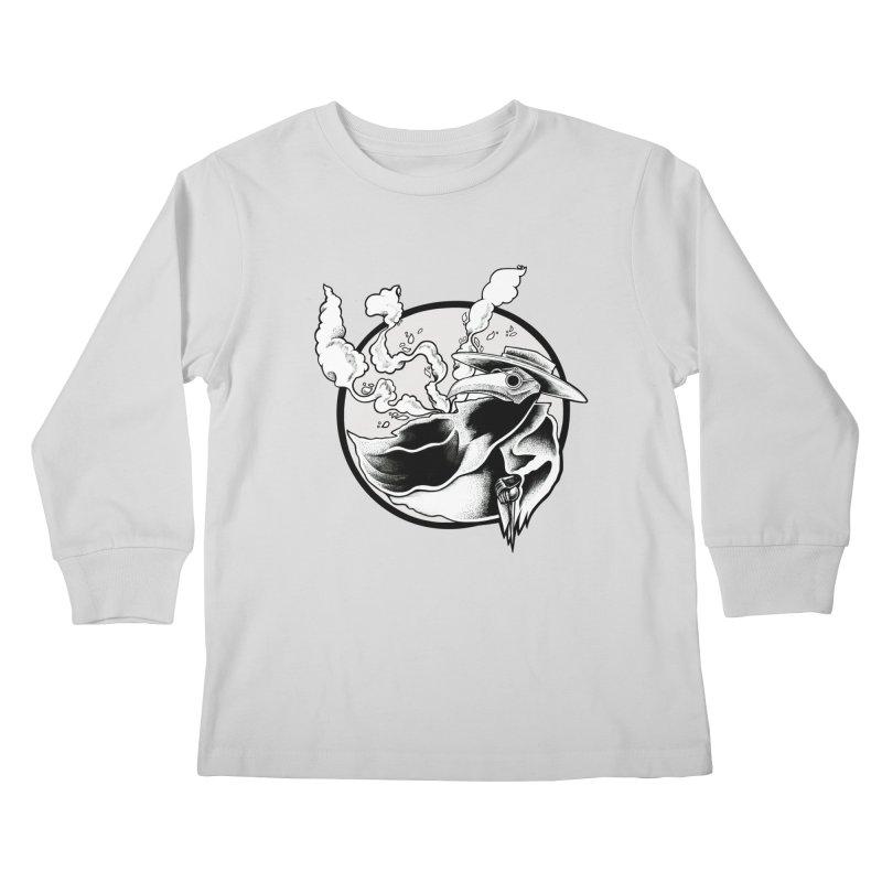 Nostradamus Kids Longsleeve T-Shirt by loohicks's Artist Shop