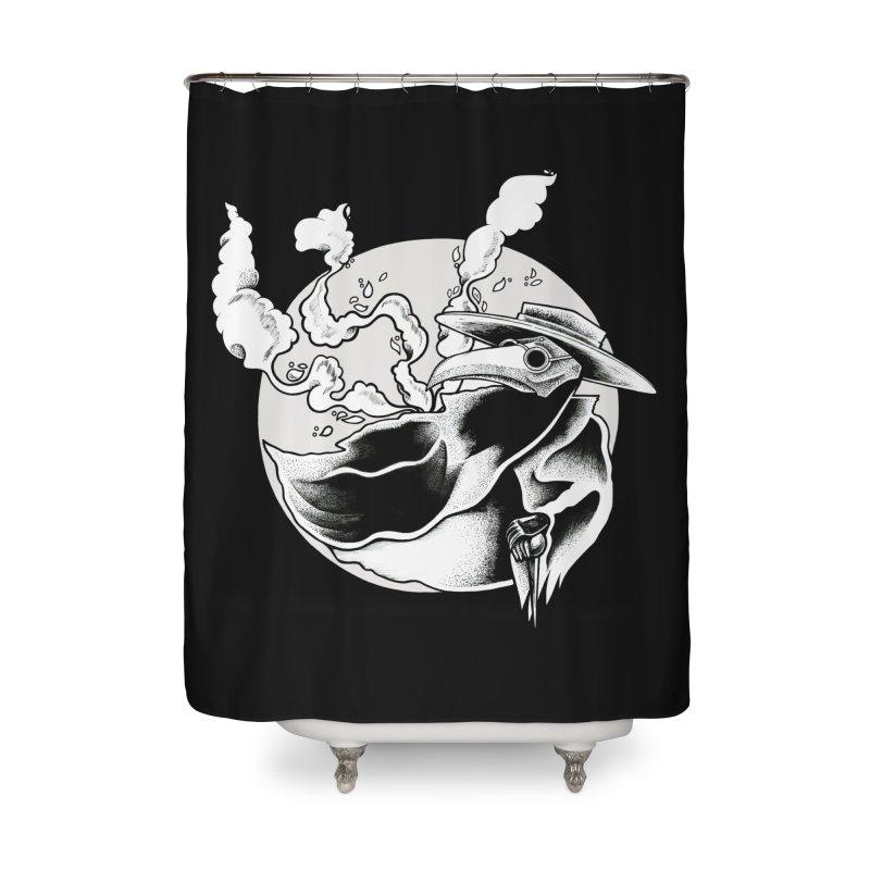 Nostradamus Home Shower Curtain by loohicks's Artist Shop