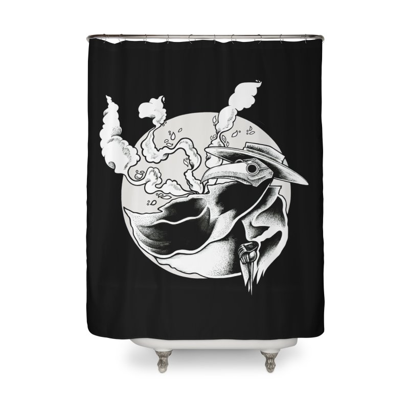 Nostradamus Home Shower Curtain by loohicks's Artist Shop