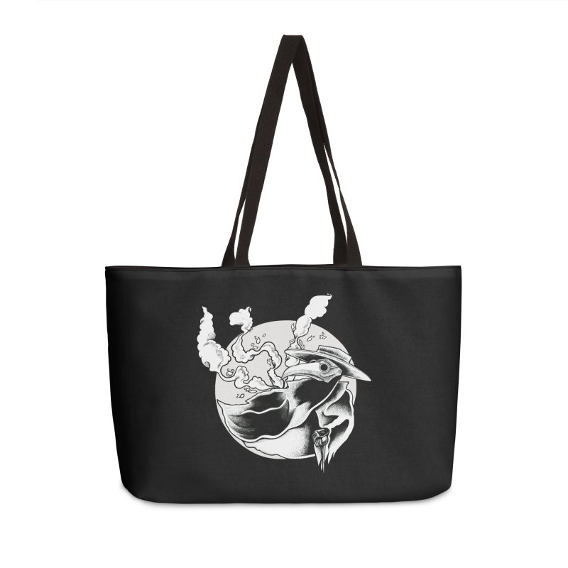 Nostradamus Accessories Weekender Bag Bag by loohicks's Artist Shop