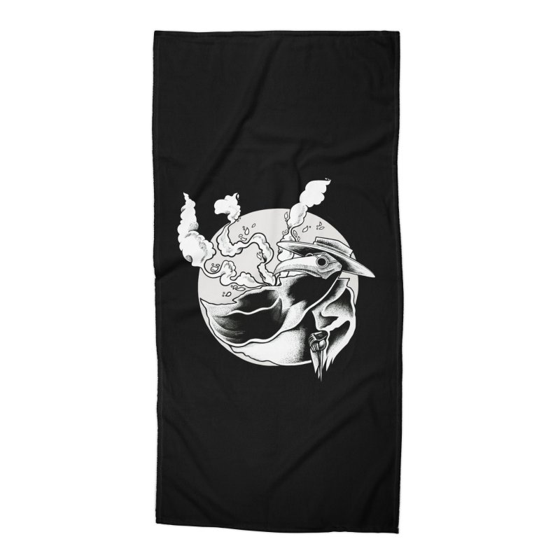 Nostradamus Accessories Beach Towel by loohicks's Artist Shop