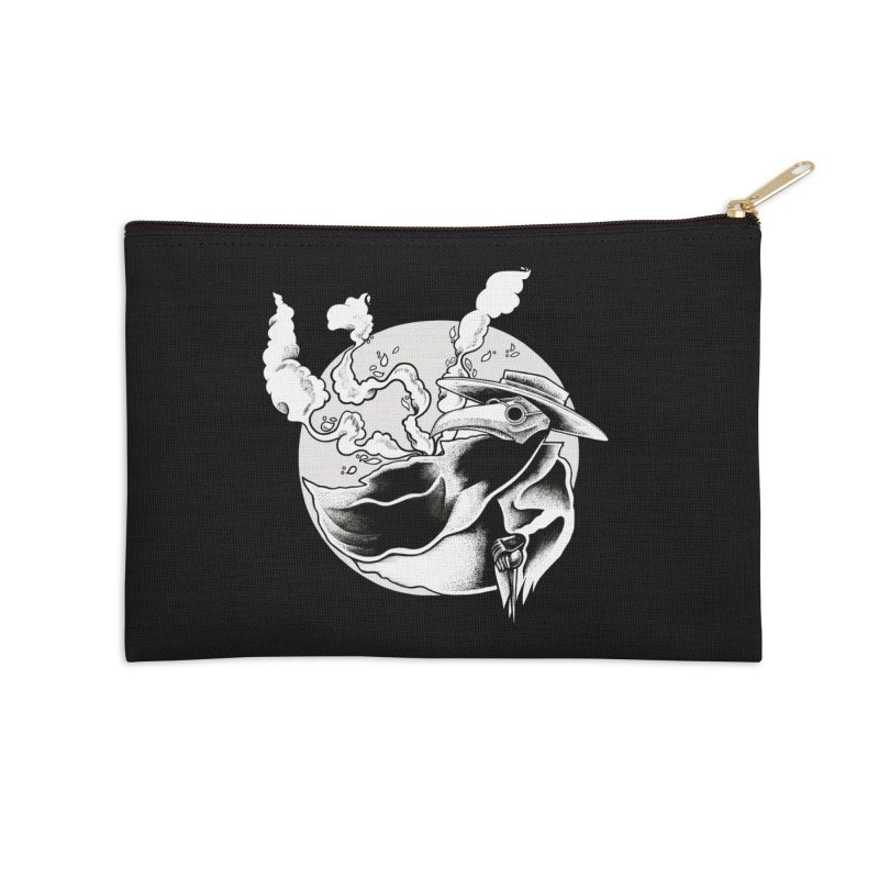 Nostradamus Accessories Zip Pouch by loohicks's Artist Shop