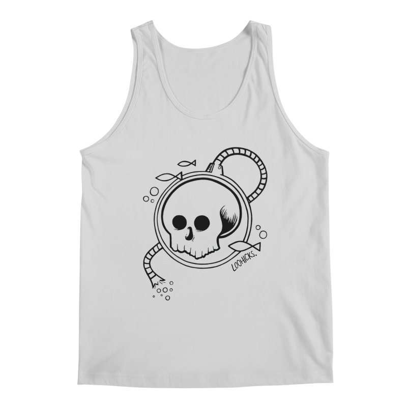 Swimmin' with the Fishes Men's Regular Tank by loohicks's Artist Shop
