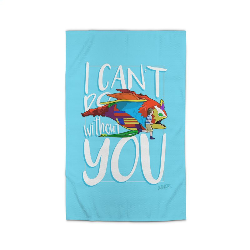 I Can't Do Without You Home Rug by loohicks's Artist Shop