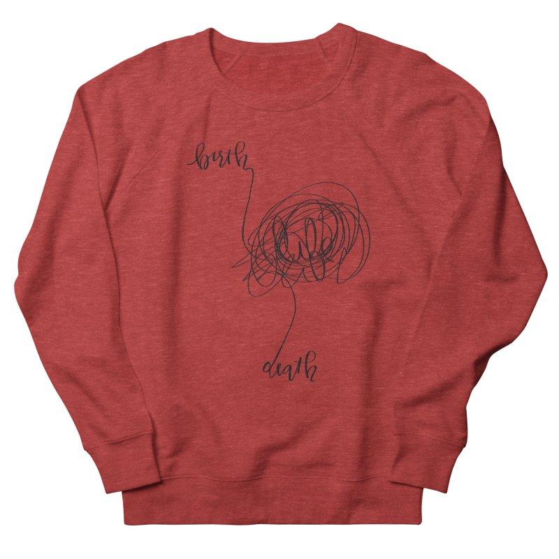 Lifelines Women's Sweatshirt by lopesco's Artist Shop