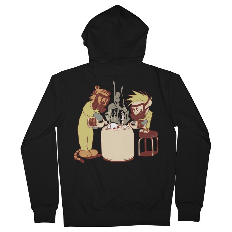(Dis)solving the Matter Men's Zip-Up Hoody by lopesco's Artist Shop