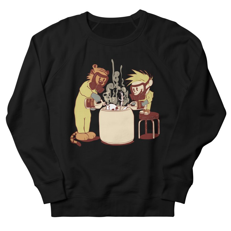 (Dis)solving the Matter Men's Sweatshirt by lopesco's Artist Shop