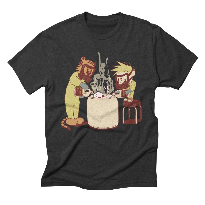 (Dis)solving the Matter Men's Triblend T-shirt by lopesco's Artist Shop