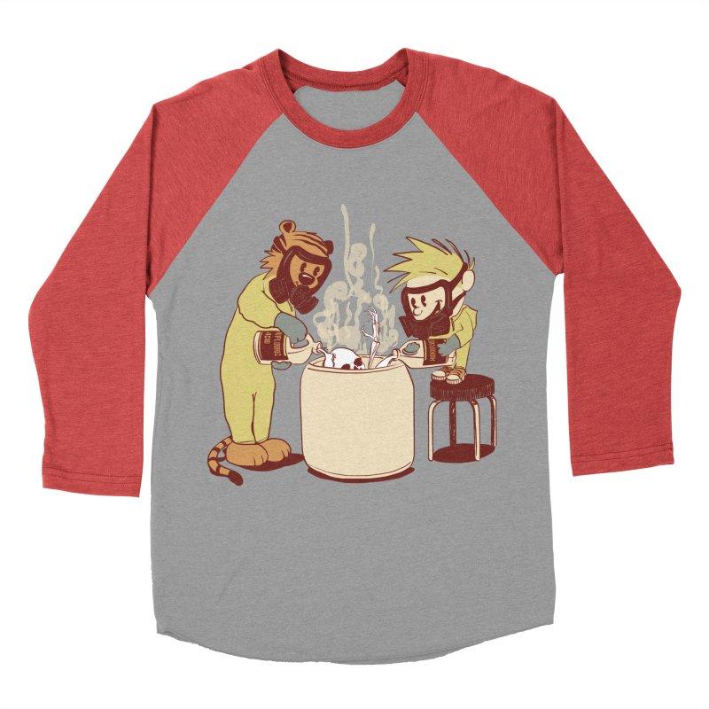 (Dis)solving the Matter Women's Baseball Triblend T-Shirt by lopesco's Artist Shop