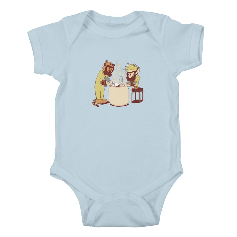(Dis)solving the Matter Kids Baby Bodysuit by lopesco's Artist Shop