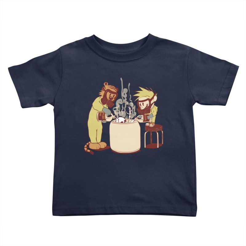 (Dis)solving the Matter Kids Toddler T-Shirt by lopesco's Artist Shop