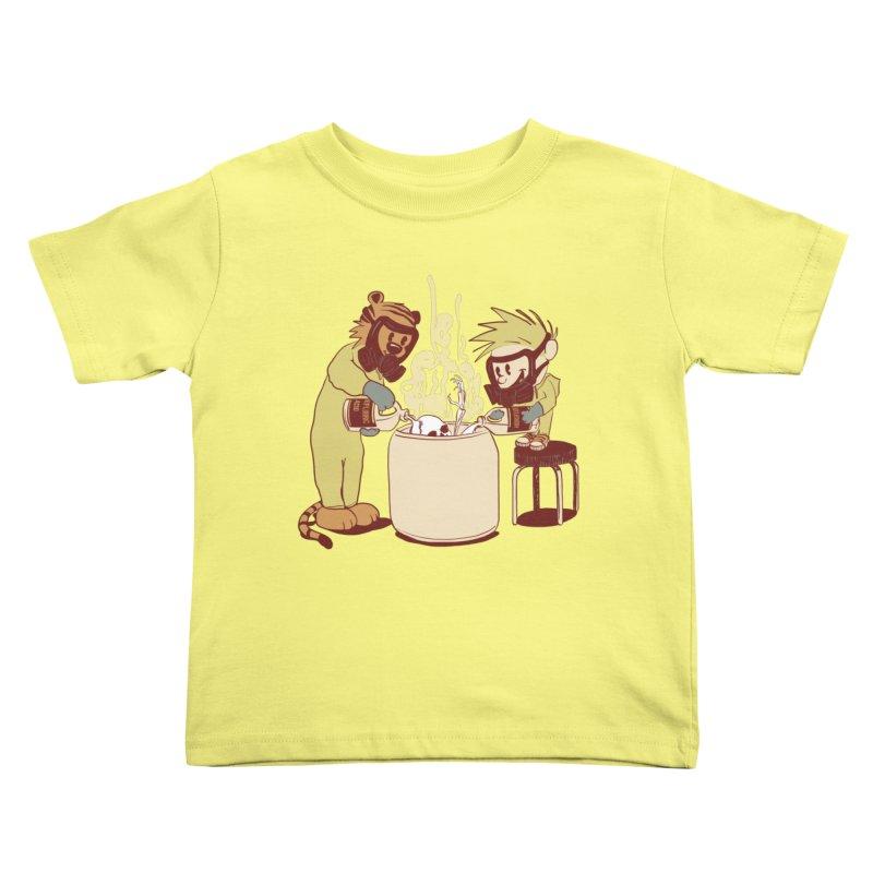 (Dis)solving the Matter Kids Toddler T-Shirt by lopesco's Artist Shop