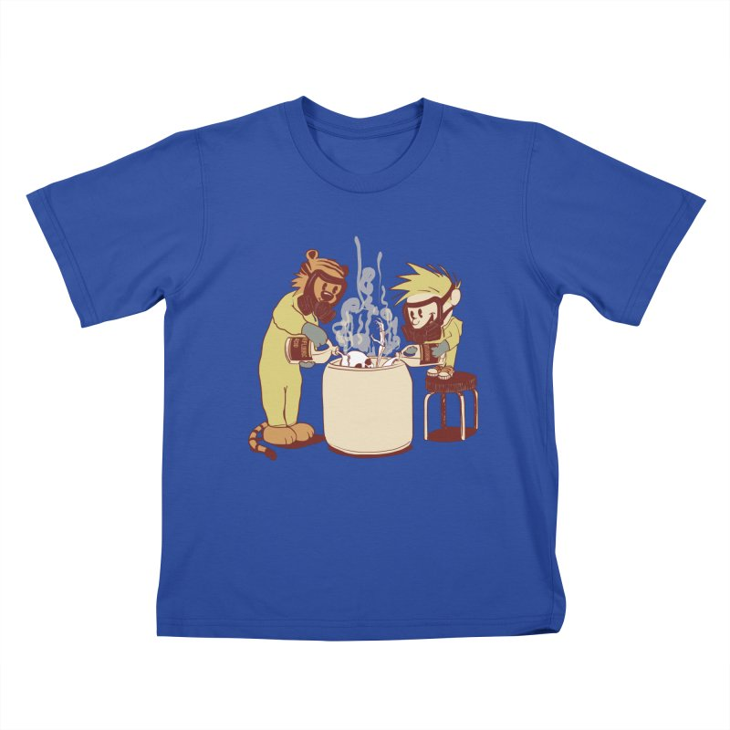 (Dis)solving the Matter Kids T-Shirt by lopesco's Artist Shop