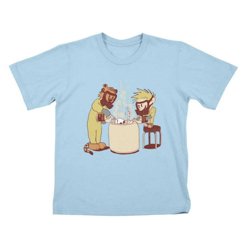 (Dis)solving the Matter Kids T-shirt by lopesco's Artist Shop