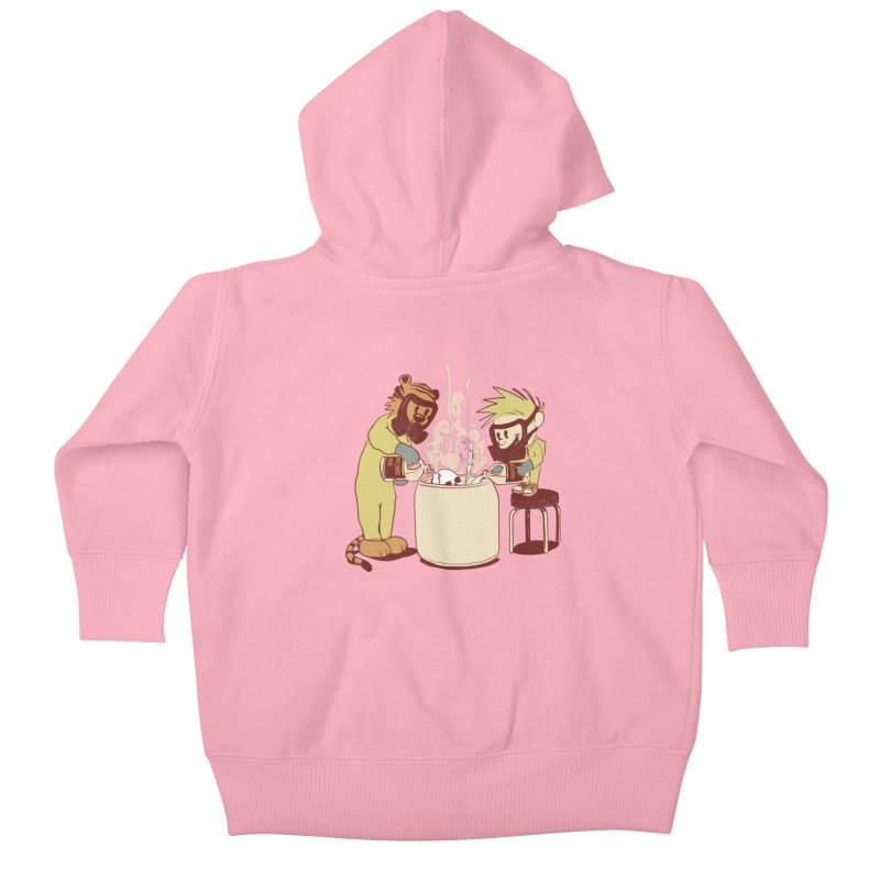(Dis)solving the Matter Kids Baby Zip-Up Hoody by lopesco's Artist Shop