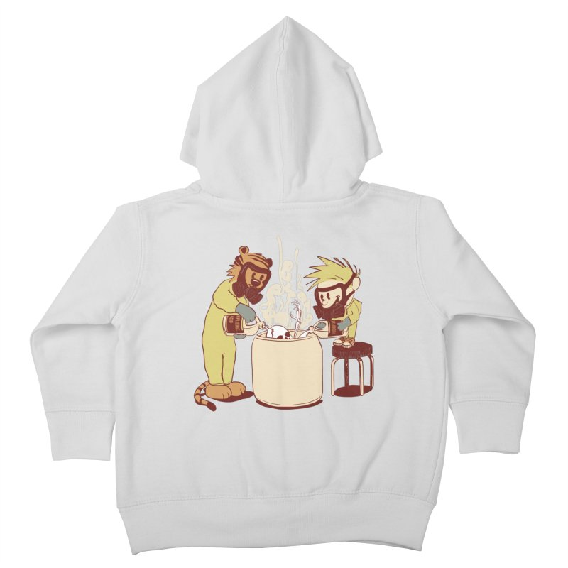 (Dis)solving the Matter Kids Toddler Zip-Up Hoody by lopesco's Artist Shop