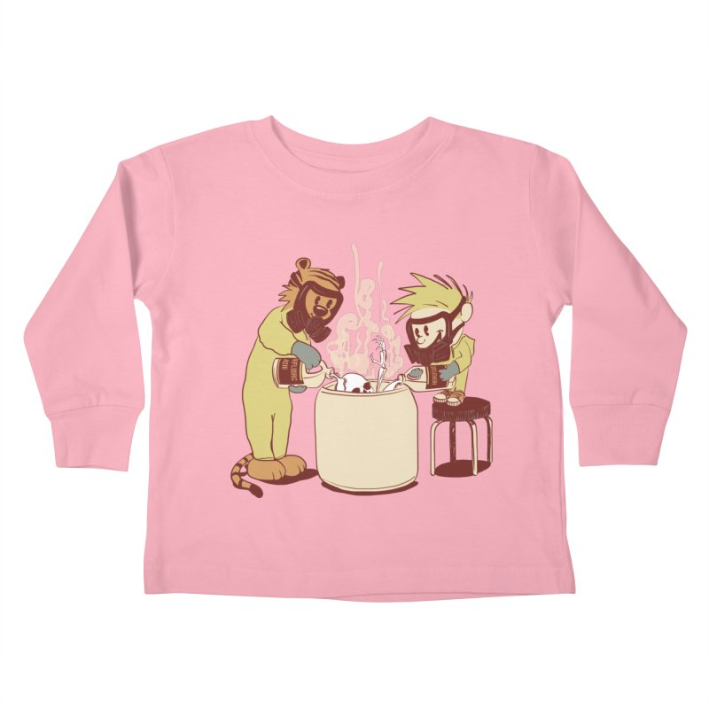 (Dis)solving the Matter Kids Toddler Longsleeve T-Shirt by lopesco's Artist Shop