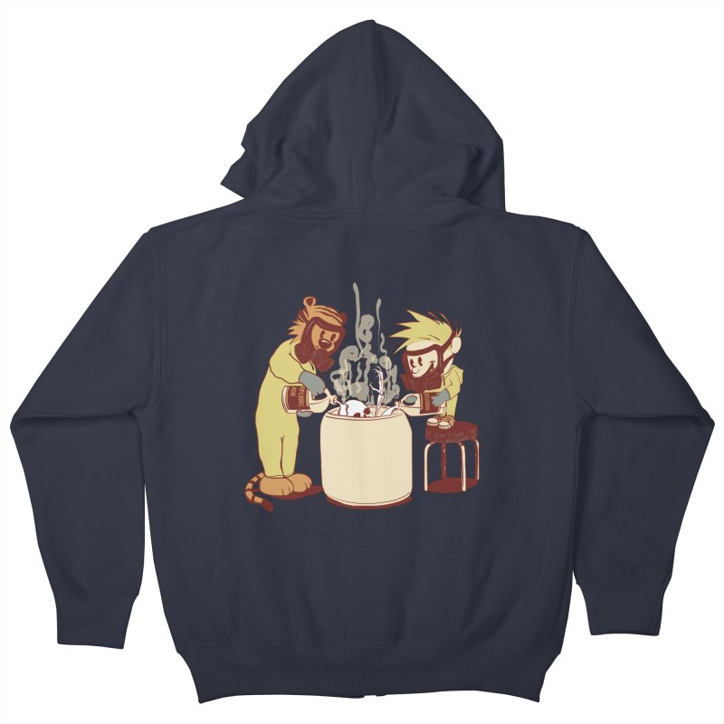 (Dis)solving the Matter Kids Zip-Up Hoody by lopesco's Artist Shop