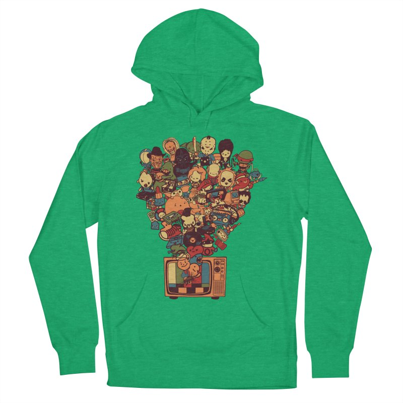 What I Have from the 80's Women's Pullover Hoody by lopesco's Artist Shop
