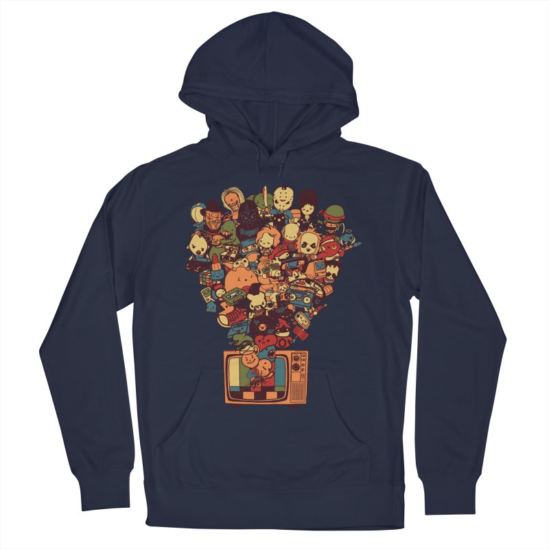 What I Have from the 80's Men's Pullover Hoody by lopesco's Artist Shop