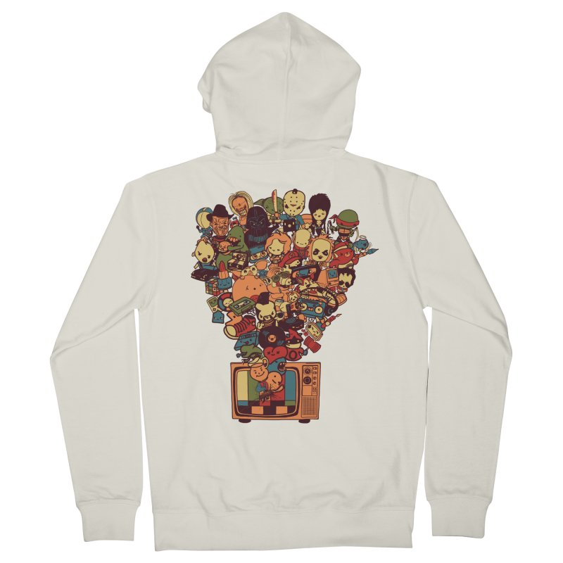 What I Have from the 80's Women's Zip-Up Hoody by lopesco's Artist Shop