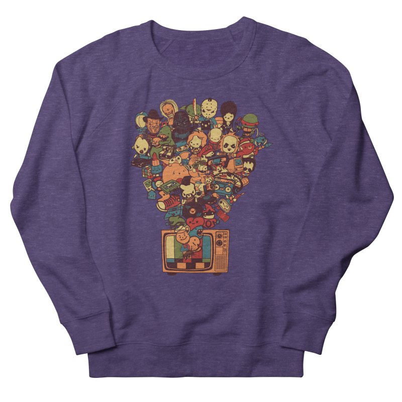 What I Have from the 80's Men's Sweatshirt by lopesco's Artist Shop
